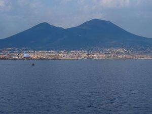 Vezuviu - Napoli